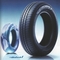 Фото P205/55R16 91V BluEarth AE-01
